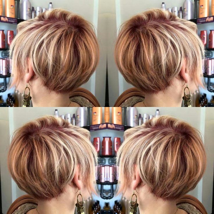 "Love color and cut [   ""Love  