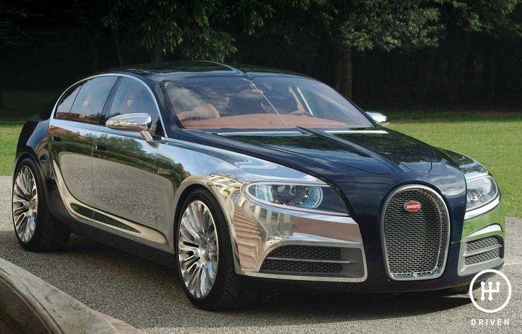 2009 Bugatti Galibier Concept