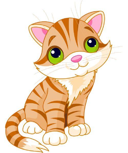 Bashful Kitty