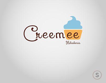"Check out new work on my @Behance portfolio: ""Creemee Icecream Shop"" http://be.net/gallery/43904275/Creemee-Icecream-Shop"