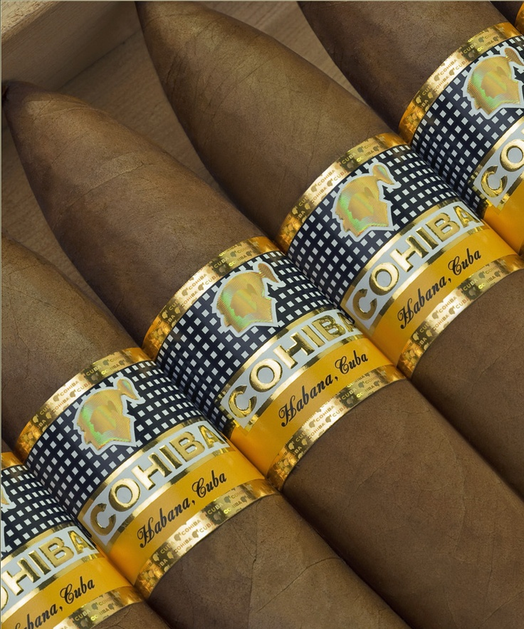 Cuban Cohiba cigars - New anti-counterfeiting measures on cigar band. Will super premium non-cubans be next?