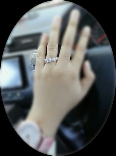 "And this is the Gift he give to me, and yaa.. i say ""yes, i do"""
