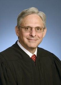 Merrick Garland, Obama's nomination (March 2016) to replace Antonin Scalia on the Supreme Court: the Republican majority in the Senate refused to consider any Obama nomination.