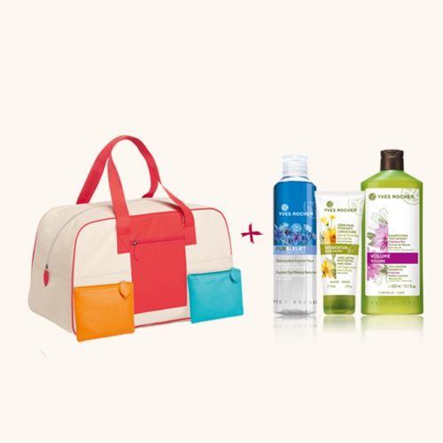 3 produse de frumusete +  Geanta Maxi