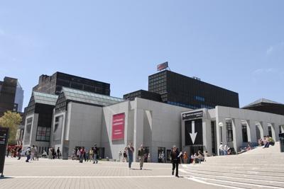 Montreal Contemporaray Art Museum