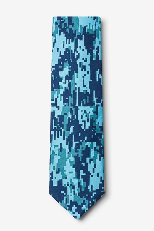 Digital Camo Tie
