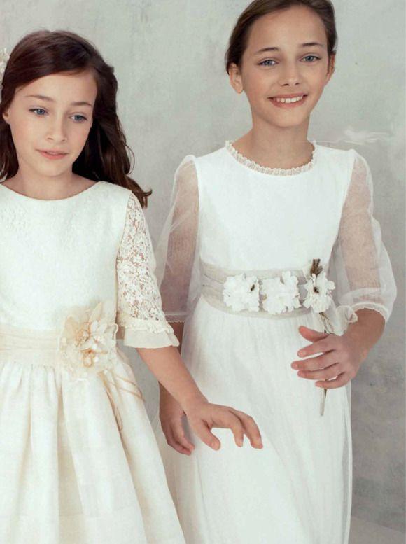 Vestidos de Primera Comunión #vestidosdeprimeracomunión #trajesdeprimeracomunion