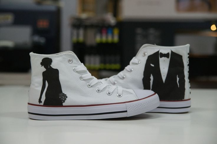 PERFECT WEDDING. WEDDING APPAREL. DESIGN YOUR OWN PRINT ON SNEAKERS AT WANNASHOE.COM