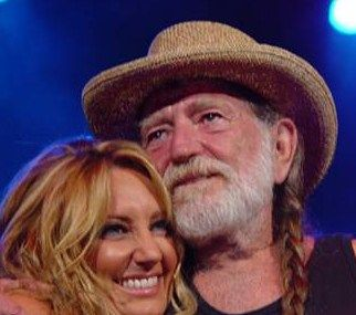 Lee Ann Womack & Willie Nelson   ( joins Lee Ann Womack on tour, for a song)