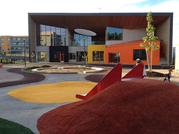 Brand new daycare center in Espoo, Finland