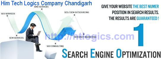Web Design in Chandigarh - Software Development Mohali - SEO Companies Chandigarh - Him Tech Logics: Top Companies in SEO Chandigarh