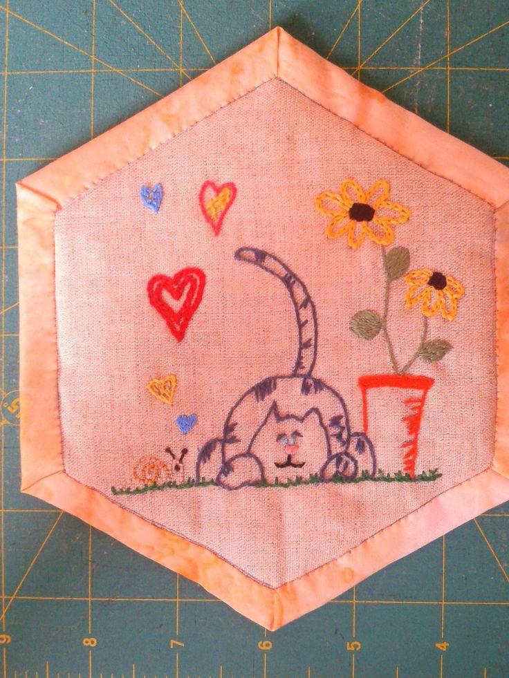 Crazy embroidery & Company
