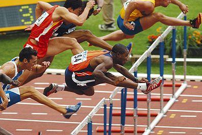 Atletismo, el deporte rey de las Olimpiadas. Todo belleza