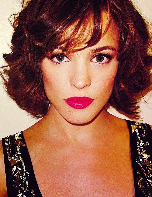 Rachel McAdams. She is perfect