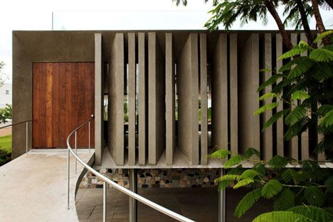 Piracicaba House by Isay Weinfeld