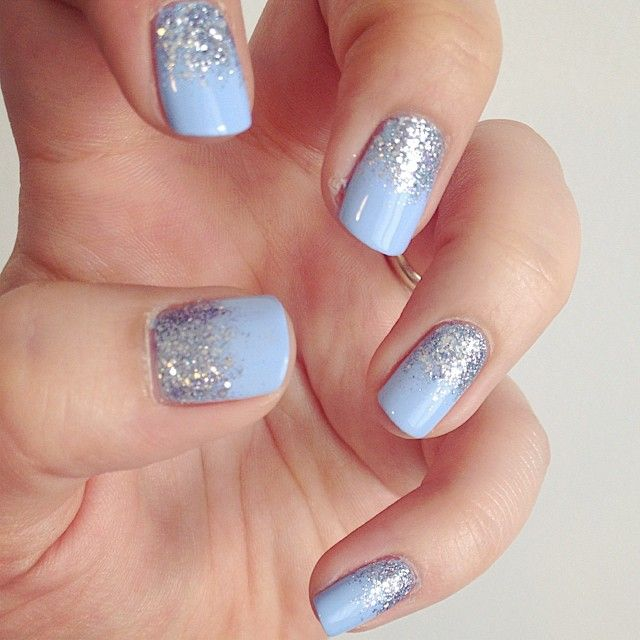 Silver For Prom Nail Ideas: 151 Best Images About Beauty: Nails On Pinterest