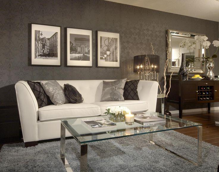 #LivingRoom #Modern #Sophistication by Lux Design