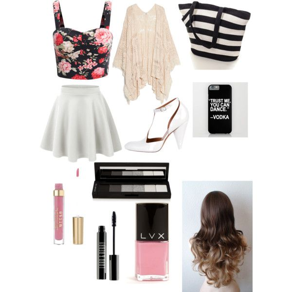 Untitled #5 by charl1e231 on Polyvore featuring polyvore, fashion, style, MANGO, CÉLINE, shu uemura and Lord & Berry