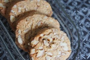 Hele gezonde koekjes: pecan vanillekoekjes (nou ja...het blijven wel koekjes natuurlijk)
