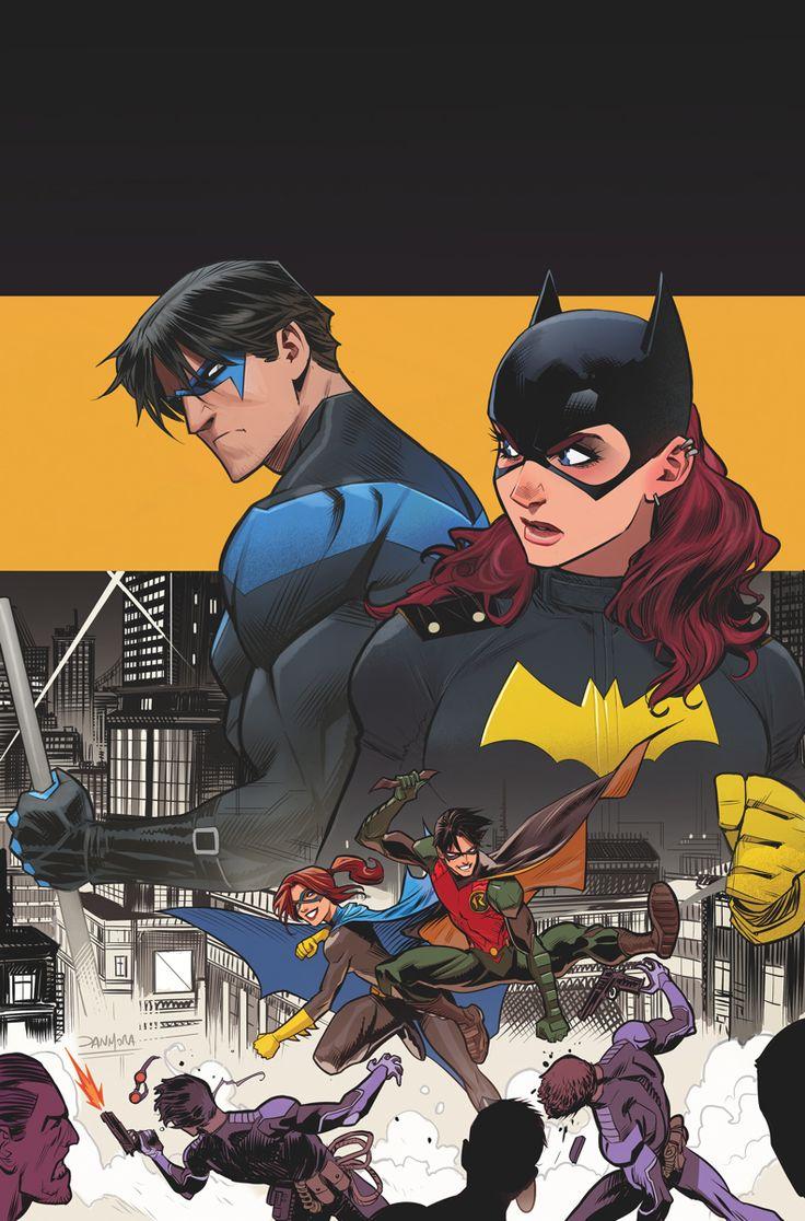 """BATGIRL_14VERANO DE MENTIRAS"""" parte uno!  Los sentimientos de Batgirl y Nightwing por los demás siempre han sido profundos ... pero su vínculo se basa en algo más que la lealtad de la familia de los murciélagos y un enamoramiento de la infancia hace mucho tiempo.  Cuando un viejo villano regrese a la vida de Babs, ella y Dick tendrán que reabrir dolorosas heridas y recordar un tiempo que esperaban que se olvidara.  ¡Este es un evento que ningún fanático de Batgirl o Nightwing querrá…"""