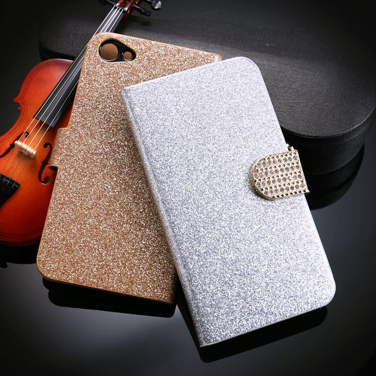Glitter Bling Diamond Mobile Phone Cases For Fly Cirrus 4 FS507 Case Covers Wallet Flip Housing Bag For Fly Cirrus 4 FS507 Shell