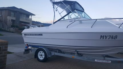 Haines hunter v17c | Motorboats & Powerboats | Gumtree Australia Casey Area - Cranbourne North | 1146408126