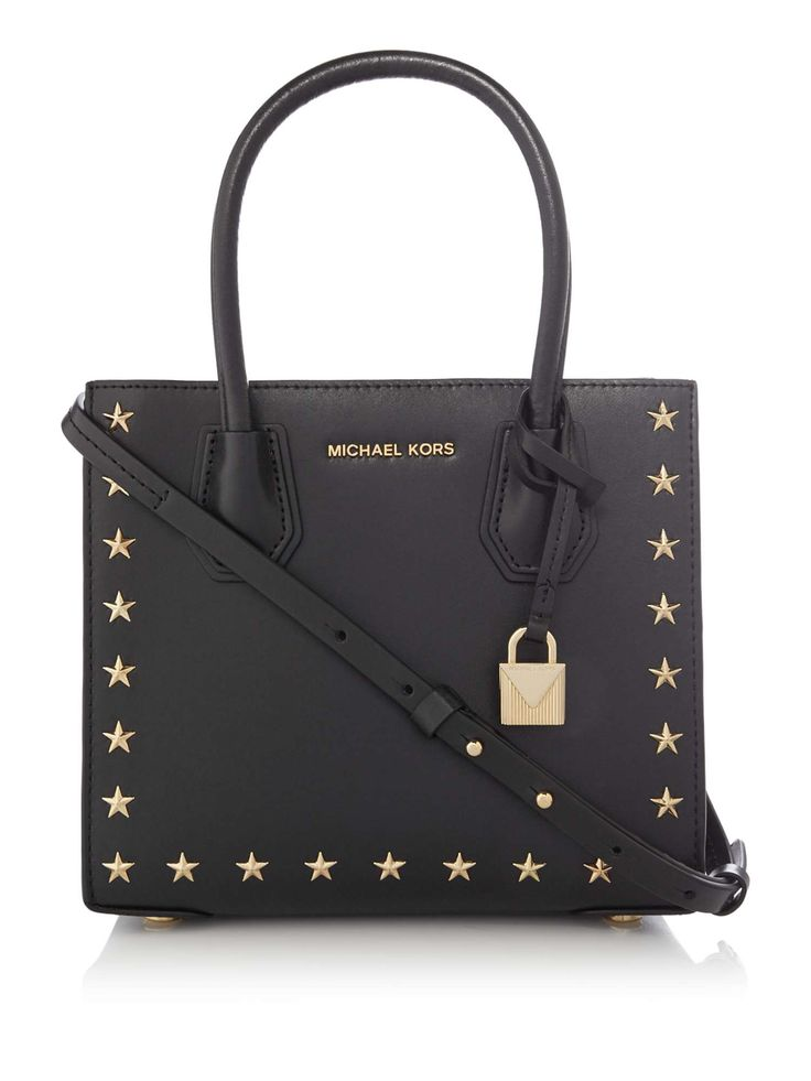 Buy your Michael Kors Mecer Stud And Grommet Stars Medium Crossbody Bag online now at House of Fraser. Why not Buy and Collect in-store?