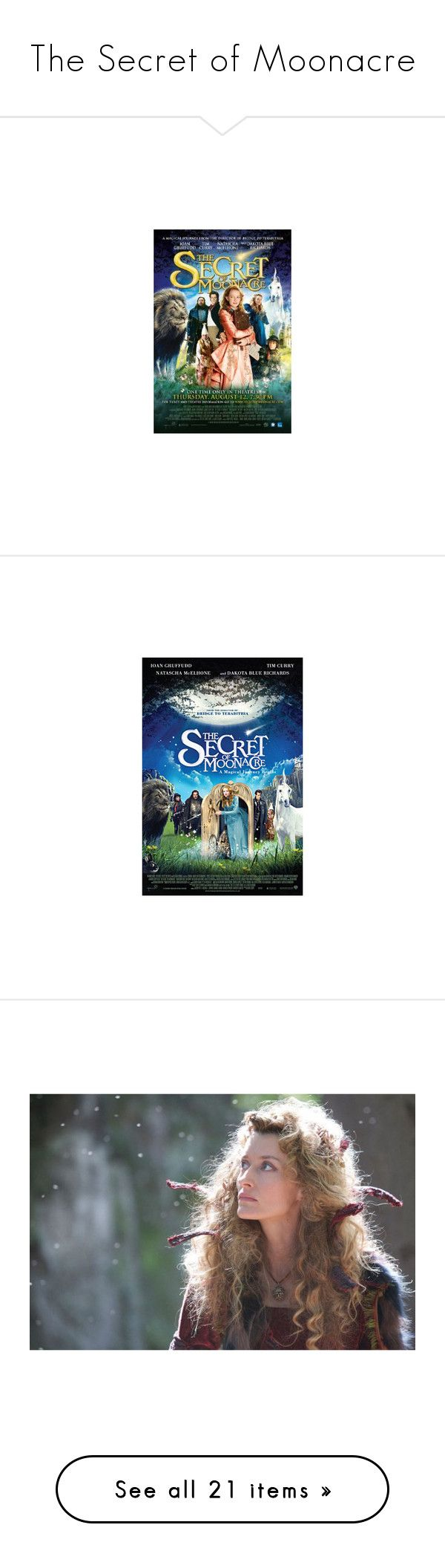 """""""The Secret of Moonacre"""" by livyv123 on Polyvore featuring people, dakota blue richards, moonacre and pictures"""