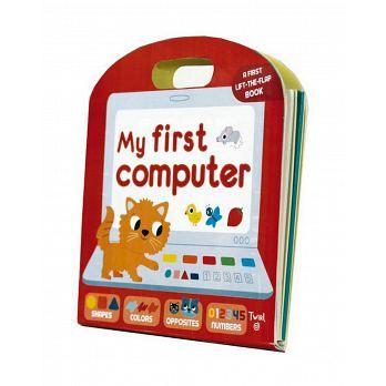 書名:My First Computer,語言:英文,ISBN:9782848019826,作者:Editions Tourbillon (COR)/ Billet, Marion (ILT),出版日期:2014/08/05,類別:童書(0-12歲)