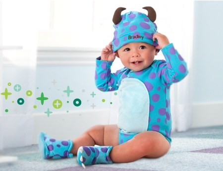 ryan monsters inc day already have - Monsters Inc Baby Halloween Costumes