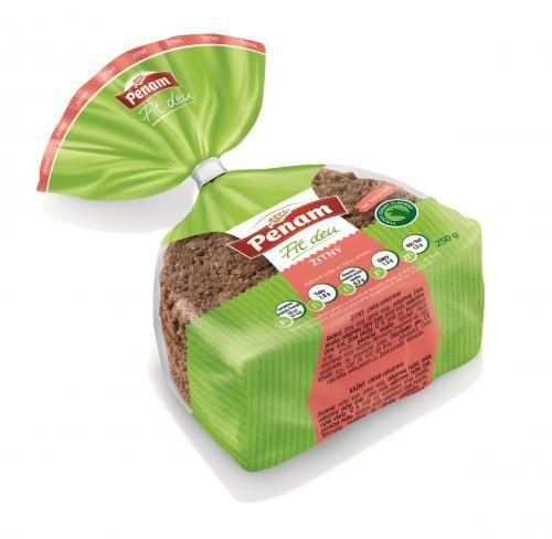 Chléb žitný celozrnný 250g BK | PENAM, a.s.