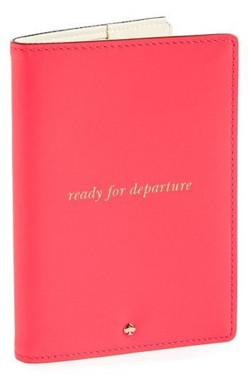 Voyage charms with   Kate spade passport  clasp and   bracelet Spade holder   charm kate lobster Accessorize Passport