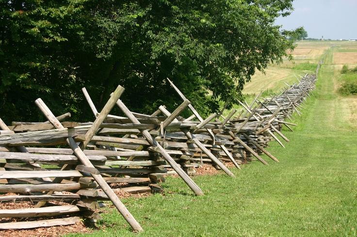 civil war fence construction 1