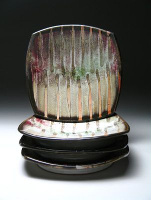 Wow.  Look at the depth in that glaze!