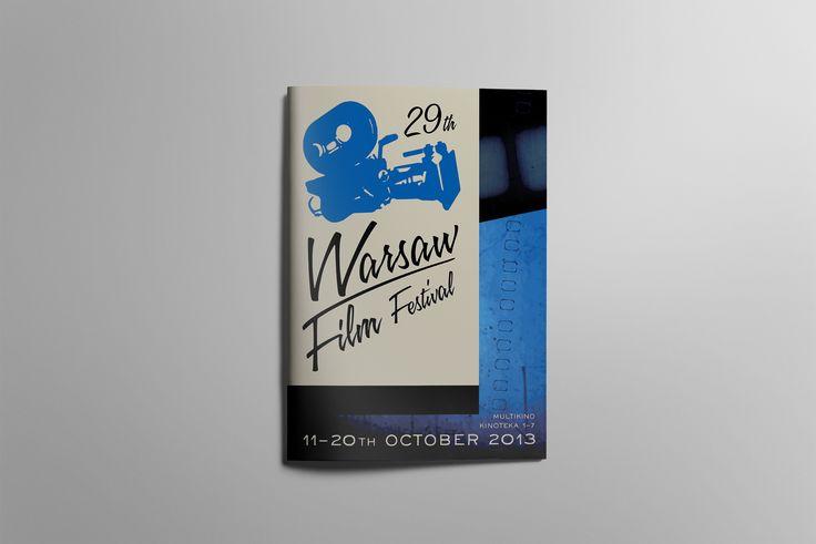 Warsaw Film Festival - booklet (cover)