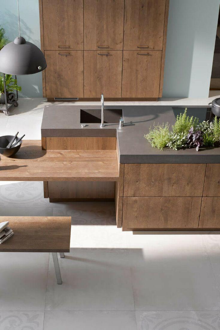 Rustikale küchen bilder ideen für rustikale landhausküchen aus holz