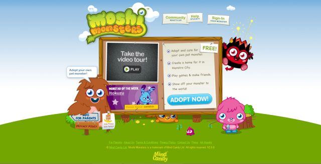Care for a Virtual Pet on These Top Sites Web design