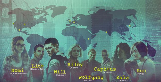 "Everything You Need To Know About The Eight Main Characters In ""Sense8"" - BuzzFeed News"