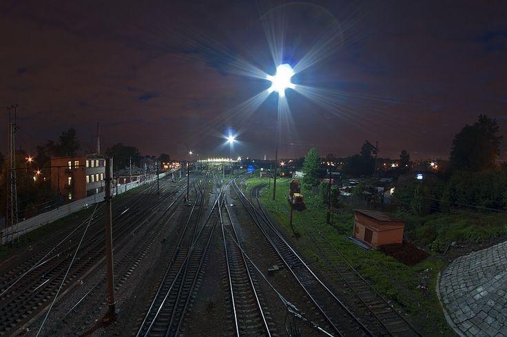 Железнодорожные фотографии и не только