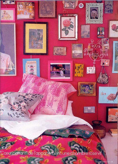 :: a vida pode ser cor de rosa ::