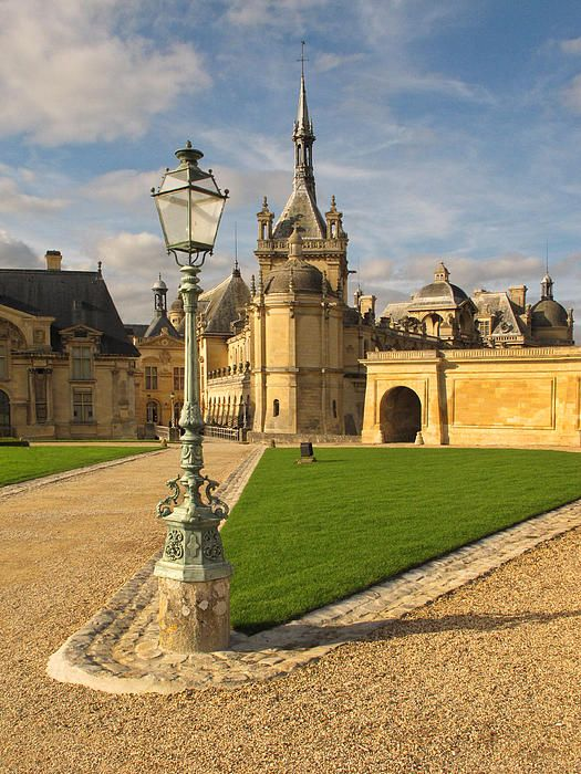 53 best images about chateau de chantilly et le musee conde on pinterest portrait marquis and - Chateau de chantilly adresse ...