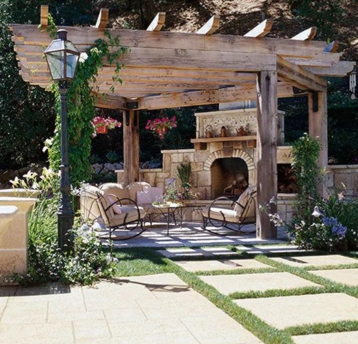 best 20+ rustic outdoor pizza ovens ideas on pinterest | rustic ... - Rustic Patio Ideas