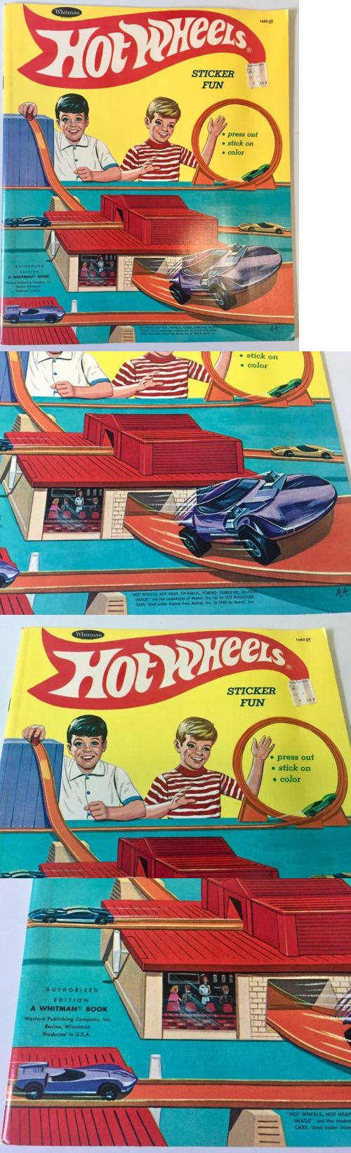 Whitman hot wheels coloring book - Vintage Manufacture 180507 Hot Wheels Heavy Chevy 1 24 Redline Buy It Now Only 100 On Ebay Vintage Manufacture 180507 Pinterest Redline