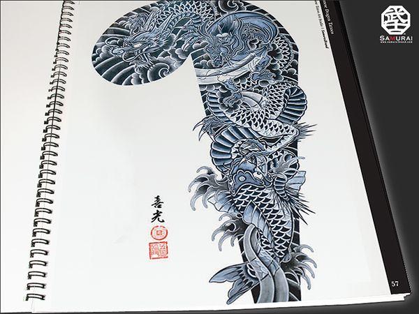 irezumi dragon - Google Search