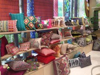 cushion display #2