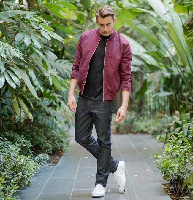 The White Sneaker - Men's Wardrobe Essentials