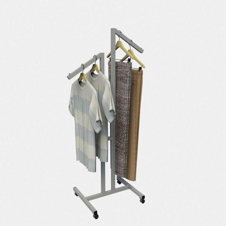 Καλόγερος ρούχων με κλίση 07-020