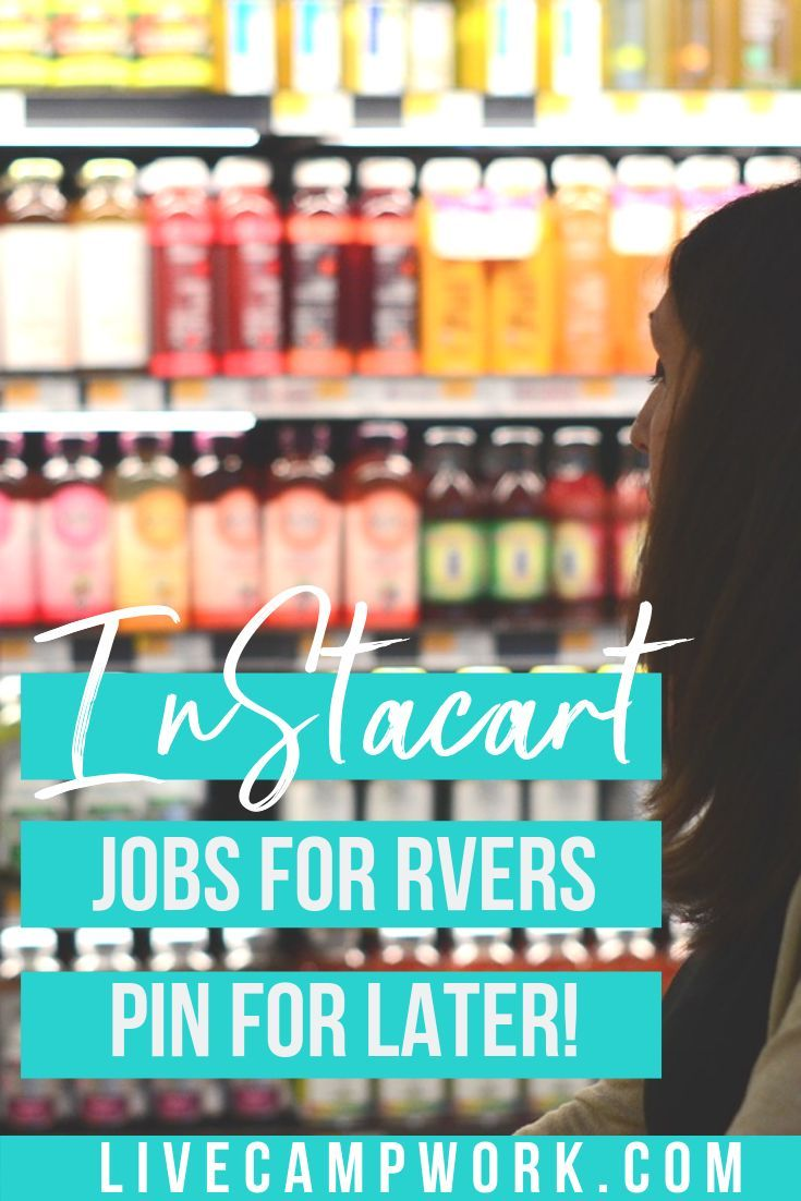 How RVers Can Make Money & Travel With Instacart Grocery Delivery