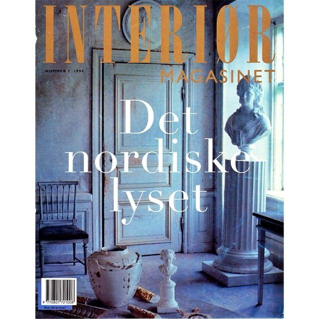 The first lifestylemagazine in Norway since 1994. #interior