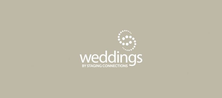 Weddings Staging Connections logo by Another Colour